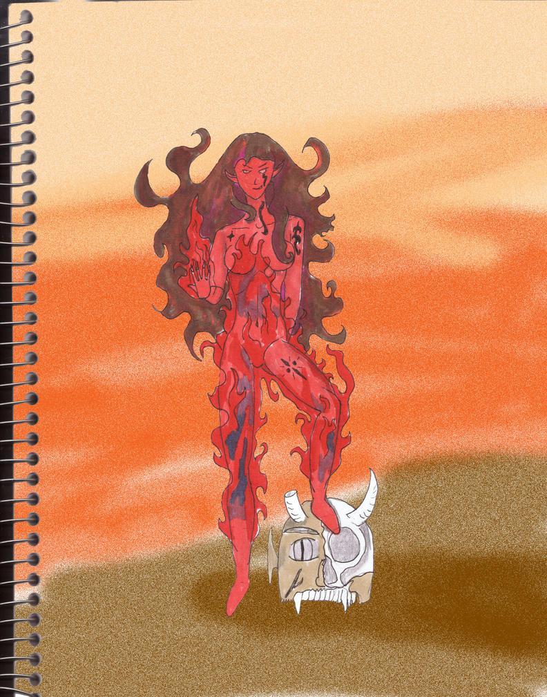 the essence of hell by koyasha-no-jurii