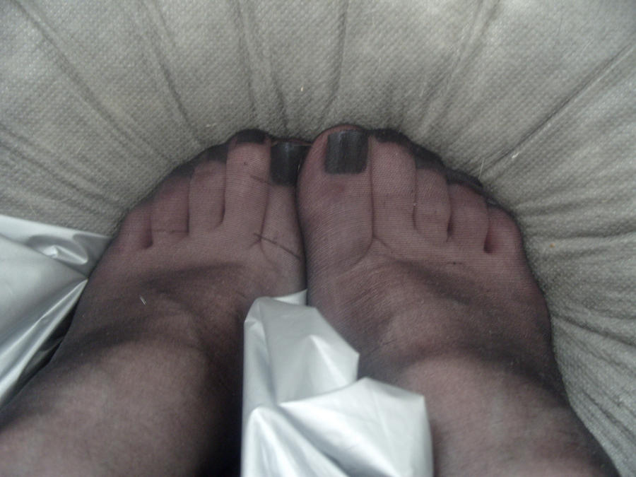 Feet in Stockings 2 by Foxy-Feet