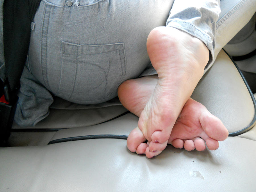 soles of the feet #11
