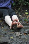 Muddy Little Feet
