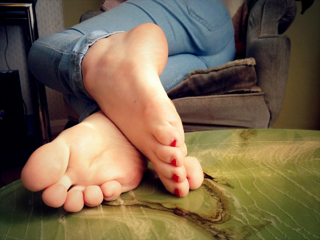 beautiful feet photo цаг № 29219