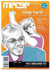 Merge Magazine Cover