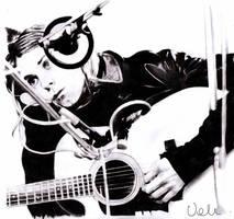 Kurt Cobain by AZIZA-FEMI
