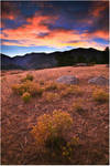 Moraine Valley Sunset
