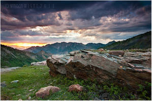 Prelude to a Summer Storm by tourofnature