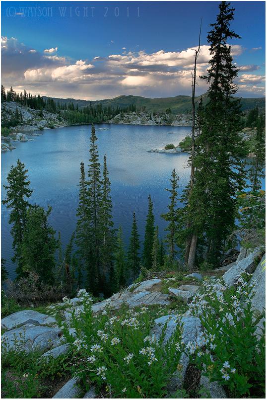 Lake Mary by tourofnature