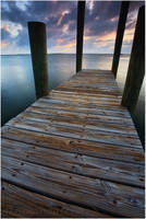 Sunset in the Keys by tourofnature