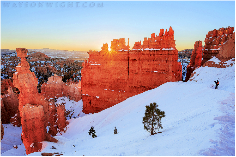 New Day in Bryce Canyon by tourofnature