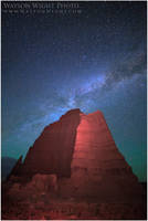Temple of the Moon by tourofnature