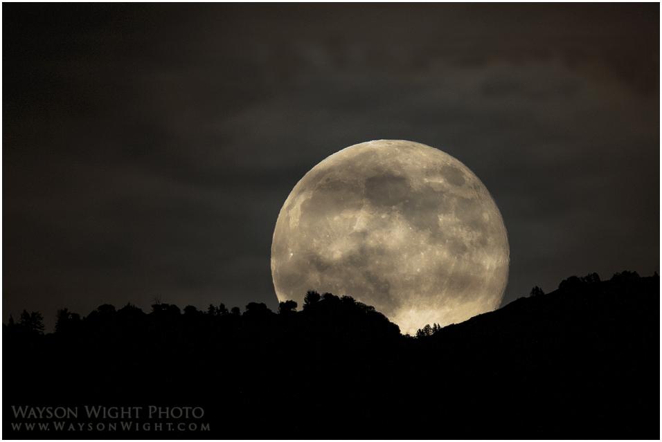 Moonrise by tourofnature