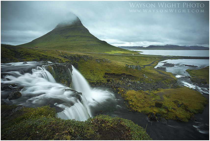 Mighty Kirkjufell by tourofnature
