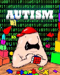 Autism by Kackebango