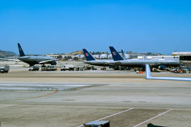 United Planes at San Francisco by conbot