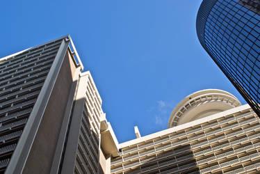 Hyatt Regency Hotel Atlanta by conbot