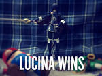 The winner is, Lucina!