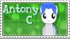 Antony Stamp by Arkay9