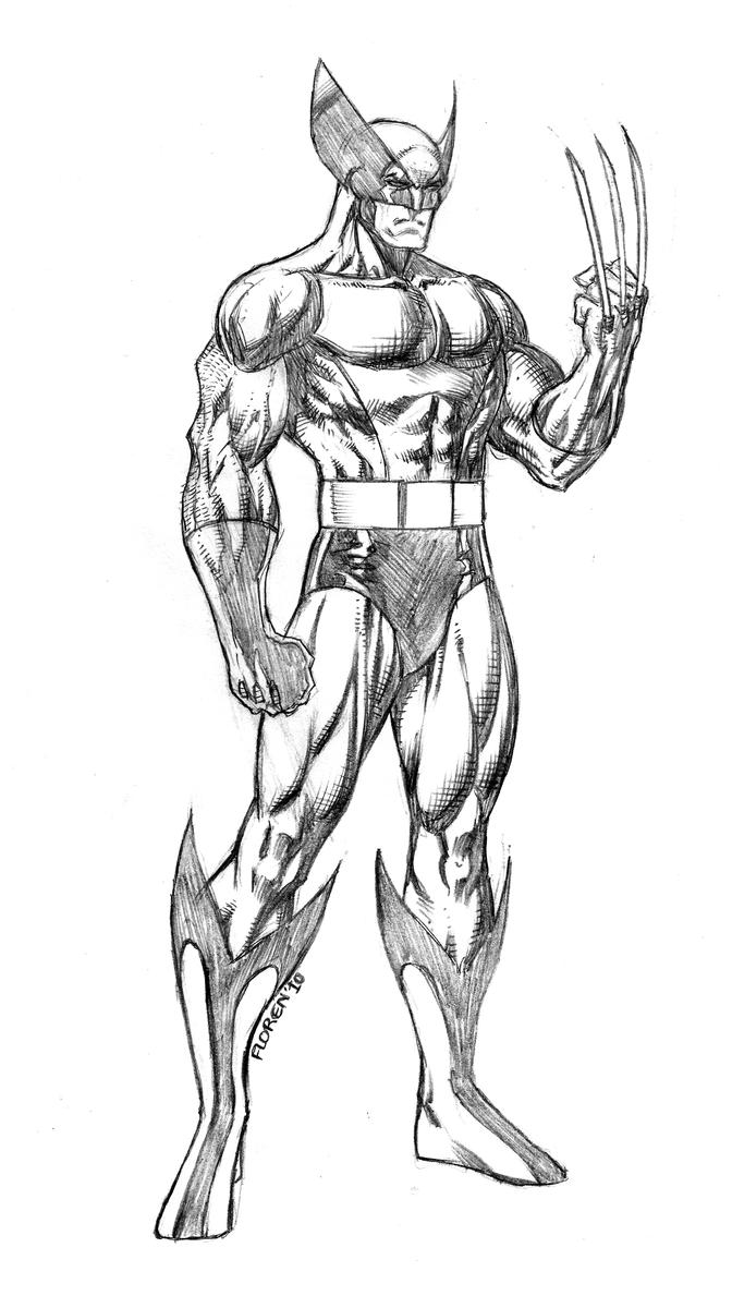 Wolverine claws by florencuevas on DeviantArt
