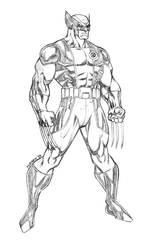 Wolverine bad ass