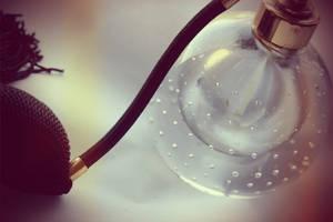 Perfume Bottle by misstierneyy
