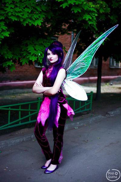 Fairy Vidia Cosplay by VeraPun on DeviantArt