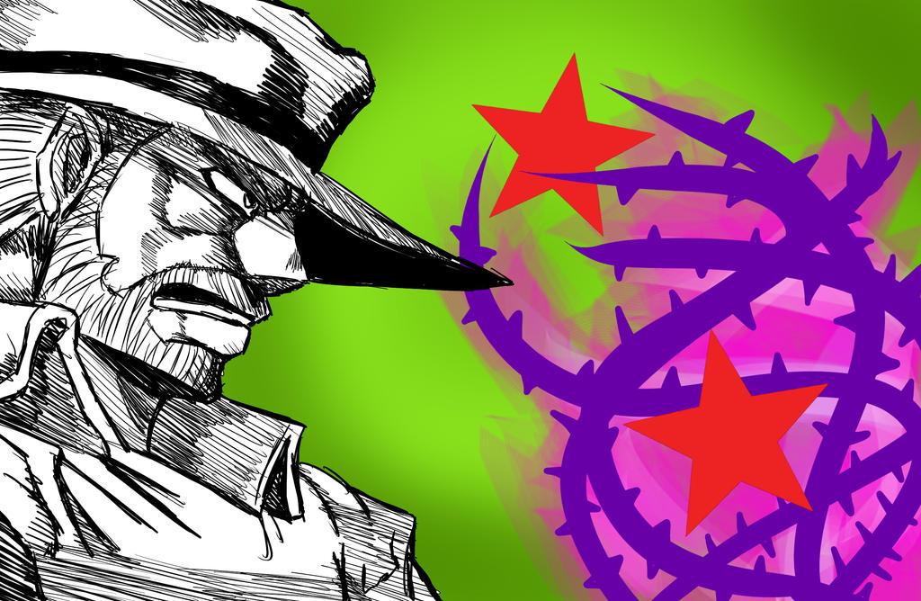 Joseph Joestar Wallpaper by feelmymusk on DeviantArt
