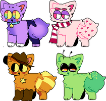 OTA ADOPTS [OPEN 1/4] AB ADDED by universecharm