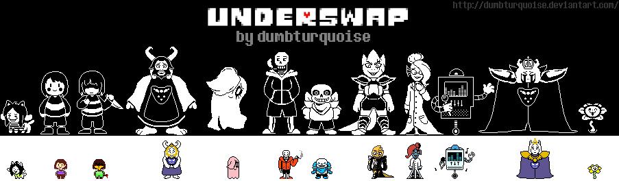 Underswap Sprites Character Related Keywords Suggestions