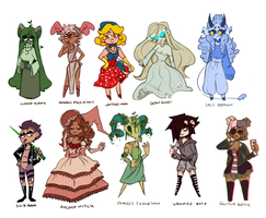 Sketchy Adopts (4/10 OPEN) PRICE LOWERED by Plastic--Beach