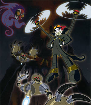 Jack Spicer And Wuya