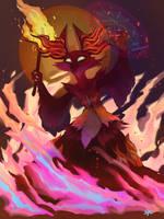 Fire Starter by emoxic