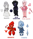 adopted chibis!