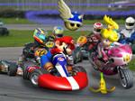 Mario Kart Real