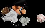 Throwing Mario