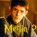 Merlin or Harry Potter by cynth90