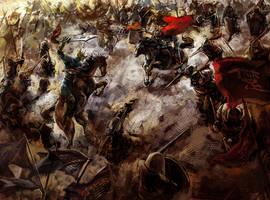 The battlefield by agathexu