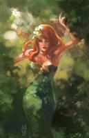 Poison Ivy by agathexu