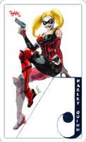 Harley Quinn  poker