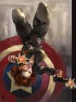 AVENGERS - Foxy Widow