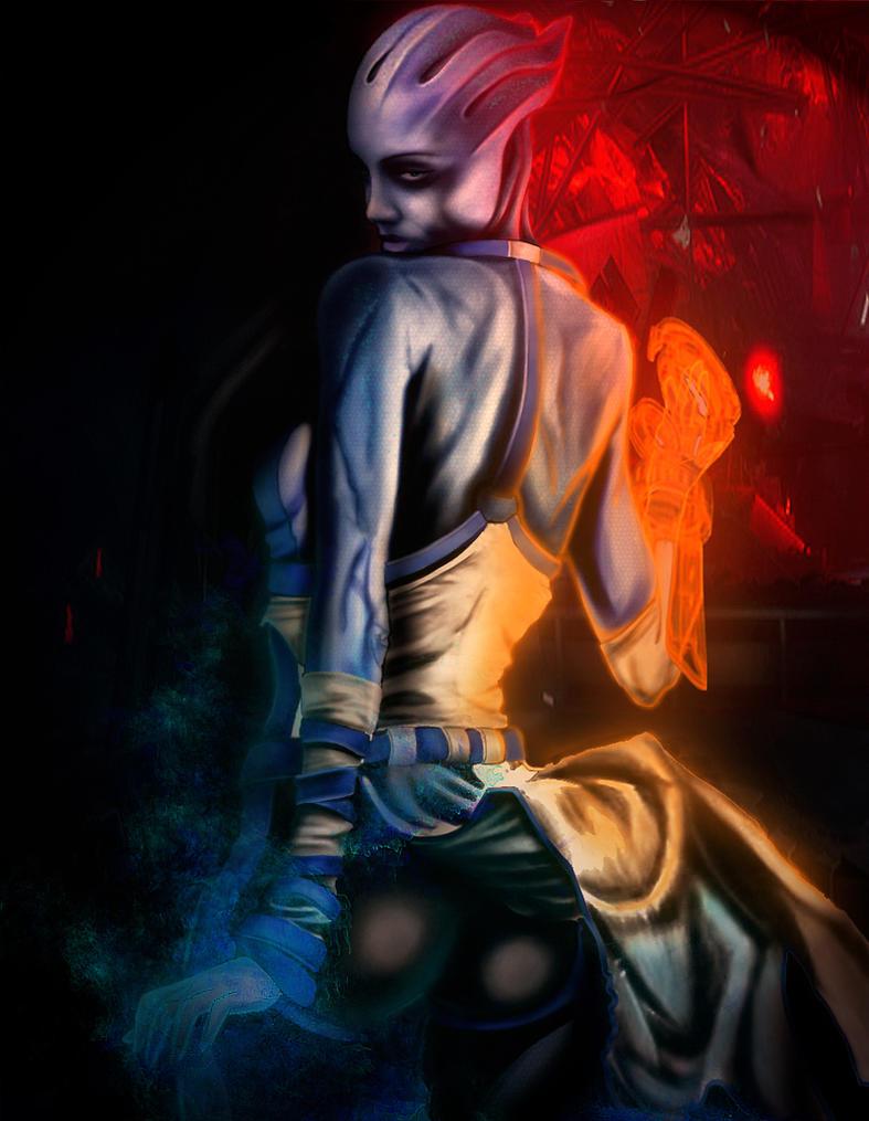 Lia by JackScotch