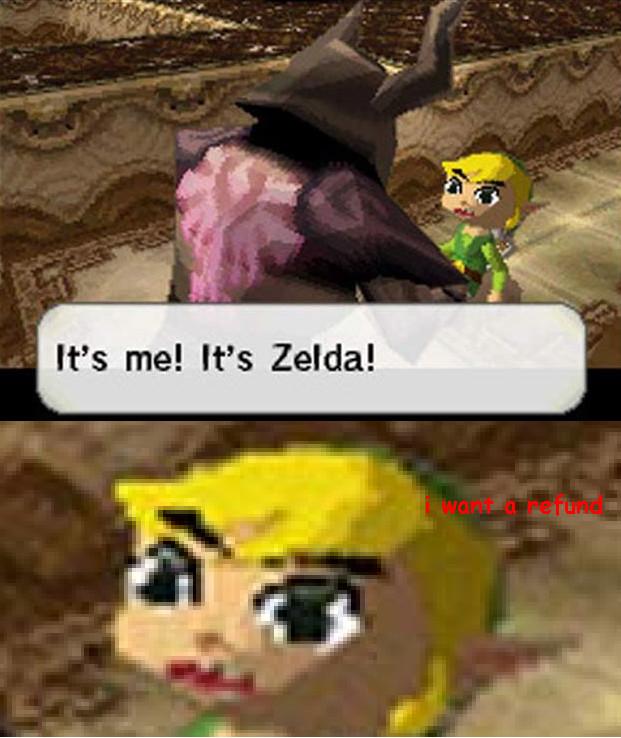 Link X Dark Link Lemon