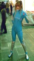 Zero Suit Samus 2 by Usagitxo