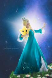 Princess of the cosmos by Usagitxo
