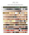 Color Swatches pt 01