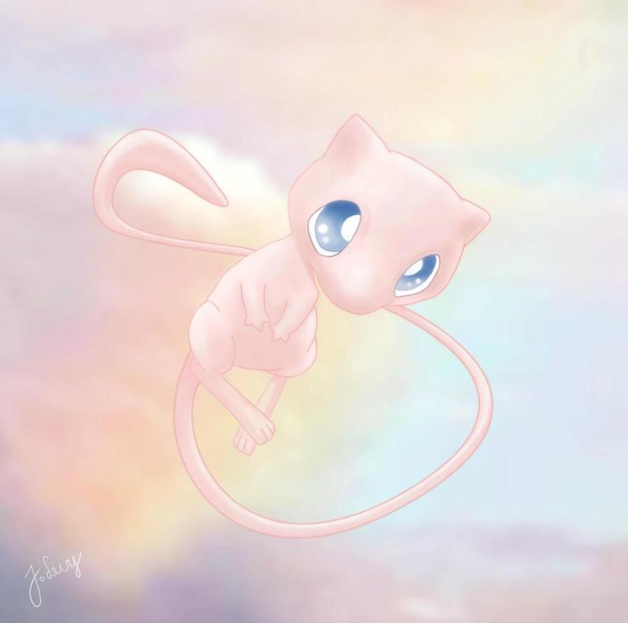 Mew by SensualUnicorn