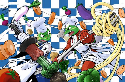 Cook Wars ver 2