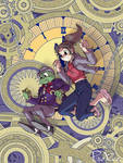Alice and the clock-keeper