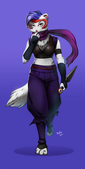 Ferret Ninja