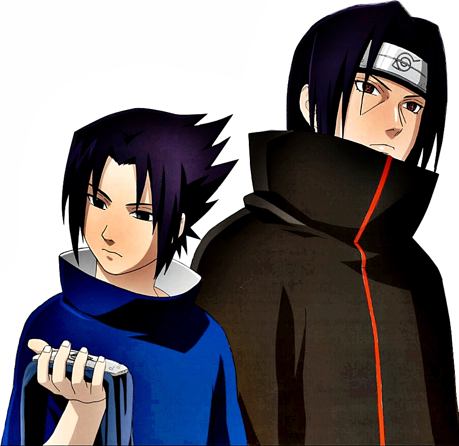 Itachi And Sasuke Brothers Till The End By Gizmo199002