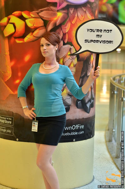 Cheryl Tunt from Archer Cosplay 2 by CosmiaCross on DeviantArt