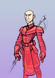 Pretorian guard by Darthpepo1